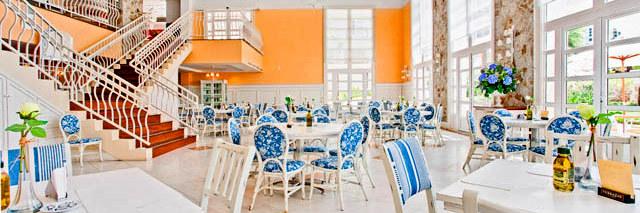 Restaurante Portofino do IL Campanario Resort