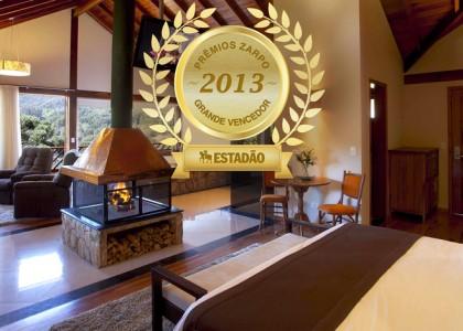 Grande Vencedor 2013: Pousada Spa Mirante da Colyna – Monte Verde, MG