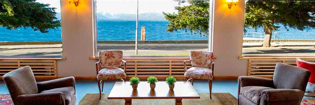 Hotel Tres Reyes, em Bariloche