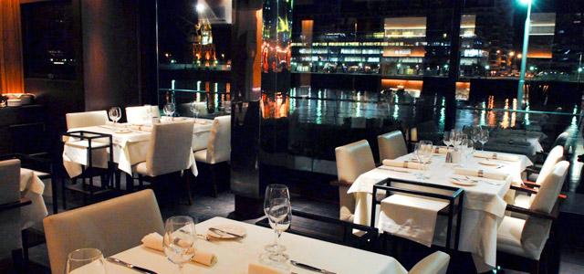 Restaurante Chila, no bairro de Puerto Madero