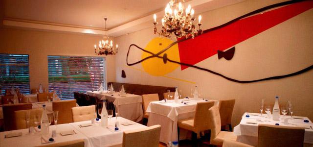 Restaurante Manu, em Curitiba