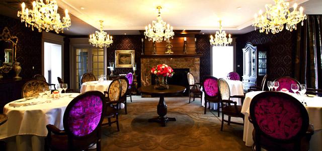 As exclusivas 5 mesas do restaurante do Saint Andrews Gramado