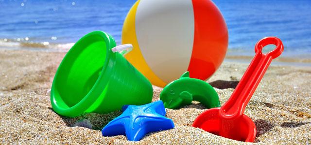 O Vila Galé Cumbuco garante o serviço de praia e o Kid's Club
