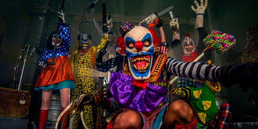 A temporada do terror no Hopi Hari!