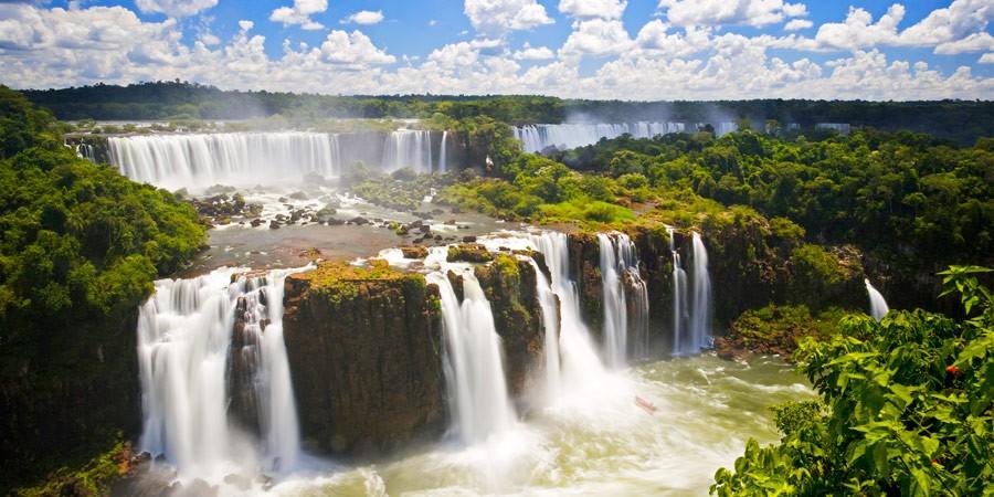 Cataratas do Iguaçu: um espetáculo natural sem precedentes!