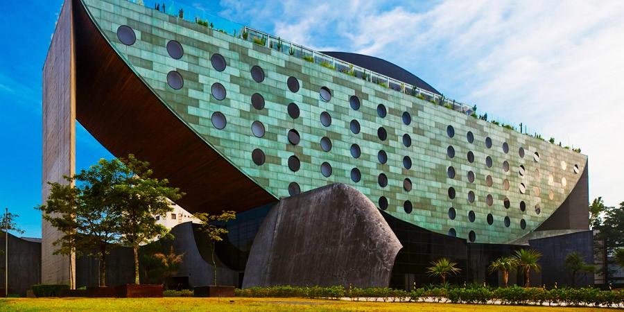 Hotel Unique para uma estada única em São Paulo!