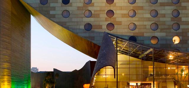A arquitetura do Hotel Unique