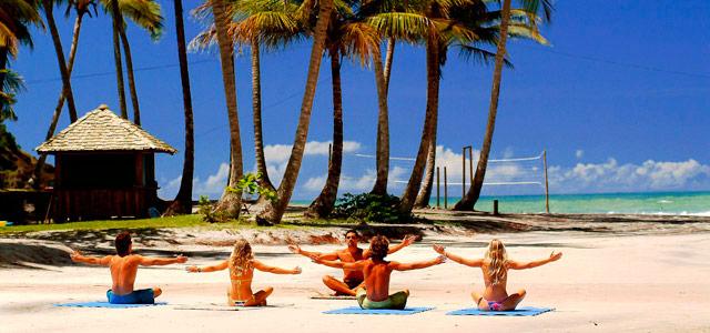 Atividades programadas pelo Itacaré Eco Resort