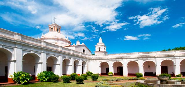 Construções jesuítas marcam a arquitetura de Córdoba