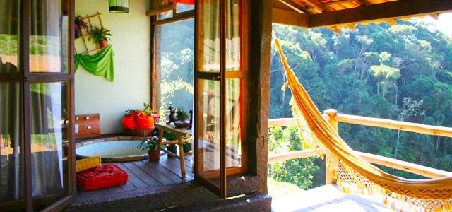 Hotel Fazenda no Rio de Janeiro: Reserva Aroeira