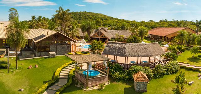 Zagaia Eco Resort: opção de boa hospedagem!
