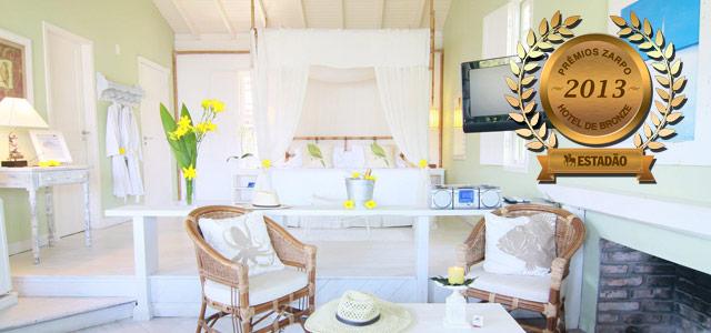 Ilha do Papagaio: categoria bronze para hotéis