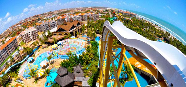 Beach Park: Um dos Melhores Resorts do Brasil