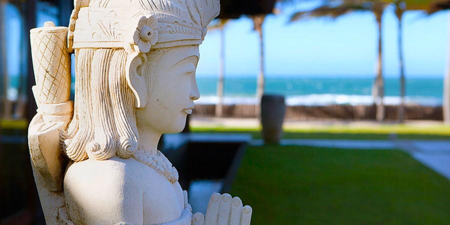 Zorah Beach Hotel: o hotel novíssimo do Ceará!