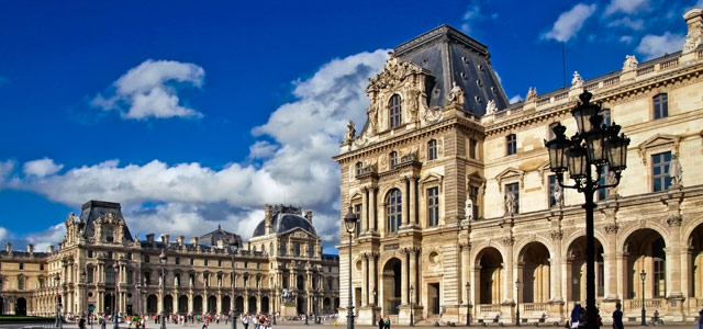 O museu mais visitado do mundo