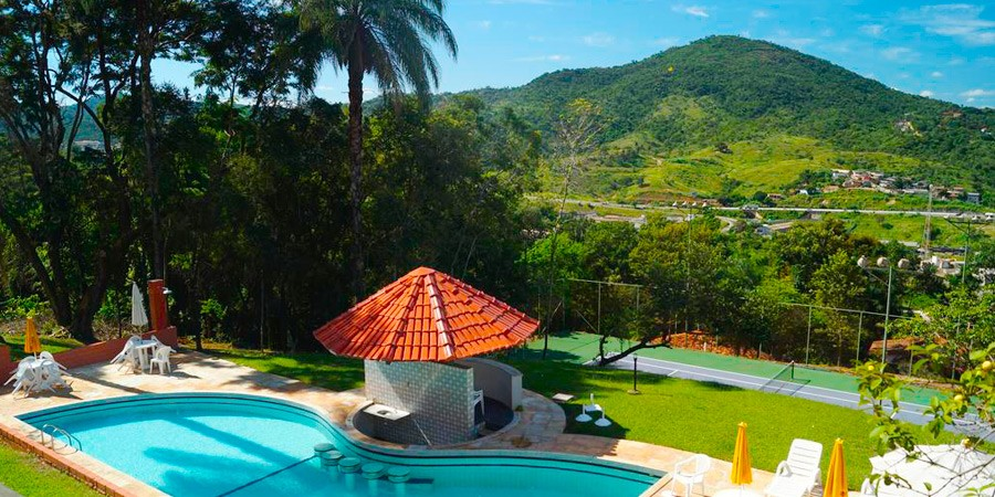 Natureza e nostalgia no Skalla Eco Floresta Mágica Hotel