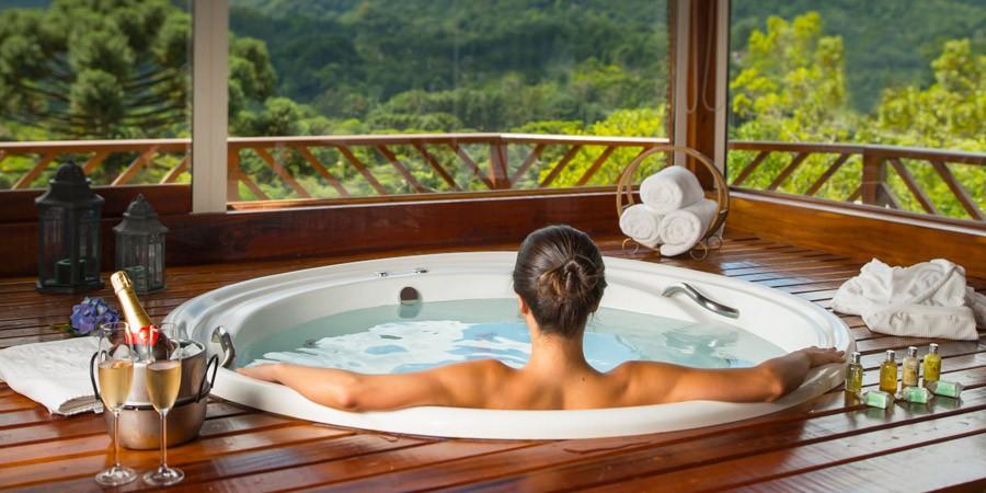 Simplesmente relaxe na Pousada Spa Mirante da Colyna