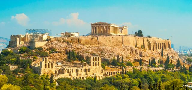 City tour por Atenas