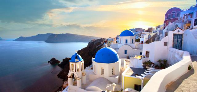 A mais romântica das Ilhas Gregas
