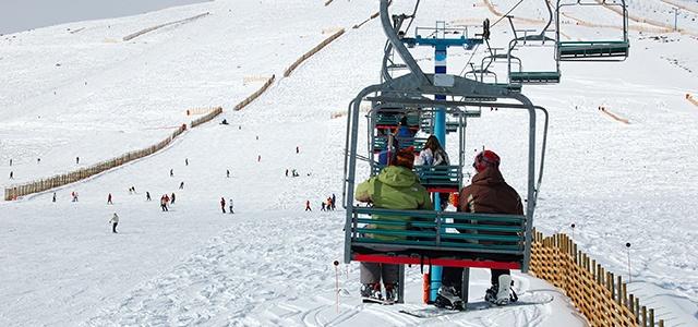 Valle Nevado - Chile