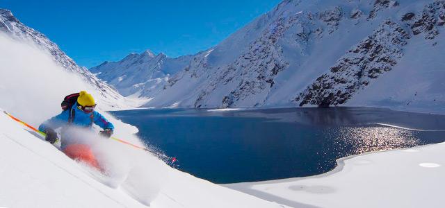 A Lagoa del Inca desperta a curiosidade dos visitantes
