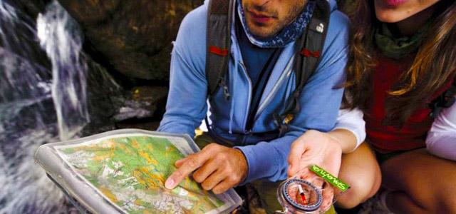 Trilhas, cachoeiras, esportes radicais etc. A atmosfera é uma aventura!