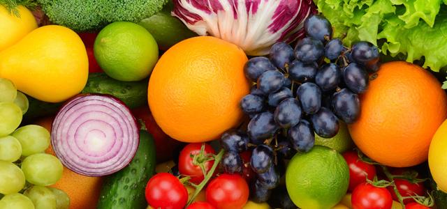 Alimentação saudável faz parte do cardápio desenvolvido para seu bem estar