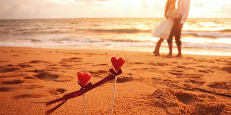 Descubra 4 destinos românticos para uma viagem de lua de mel!