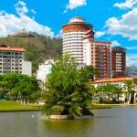 Panorama Hotel Spa: Mais que um cartão postal de Águas de Lindóia!