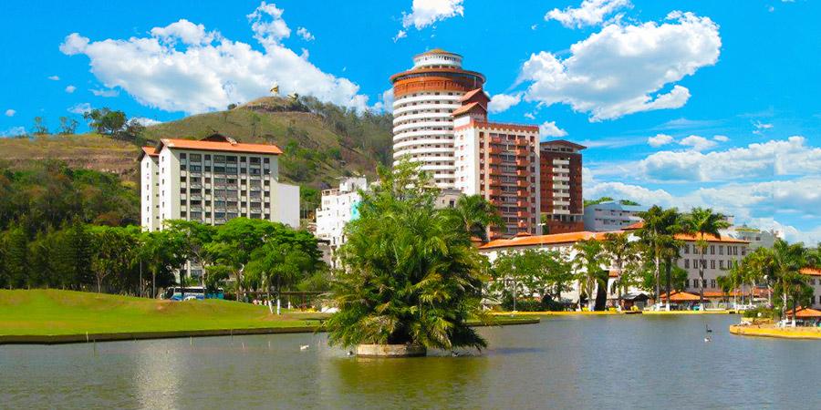 Panorama Hotel Spa Sabor Lazer E Paz Em 193 Guas De Lind 243 Ia