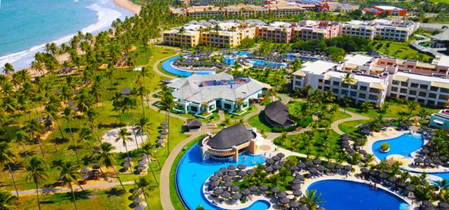 Iberostar Praia do Forte: Primeiro do Top 5 de resorts na Bahia