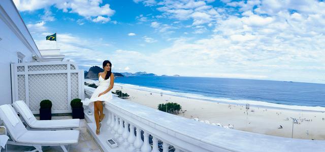 Copacabana Palace: para poucos
