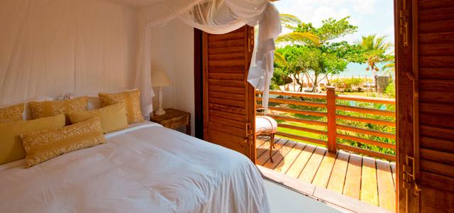 Etnia Clube de Mar: endereço à beira da praia do Rio Verde é boa pedida para aqueles que procuram um lugar calmo e discreto. Primeiro lugar na nossa seleção de melhores pousadas em Trancoso
