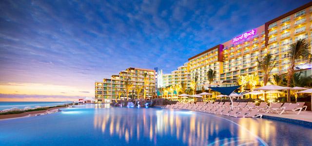 Hard Rock Hotel Cancun: variedade na gastronomia