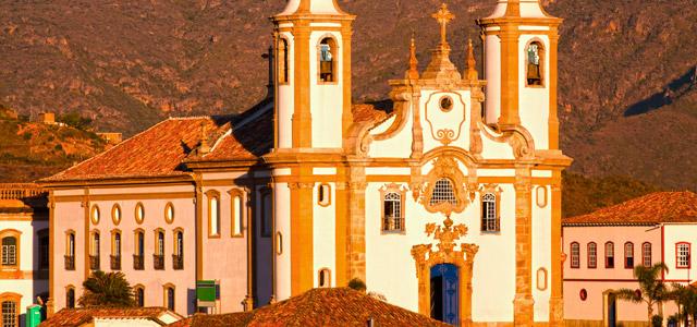 Cidades históricas de Minas Gerais: o maior acervo barroco do Brasil