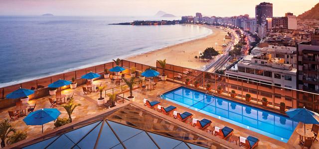 JW Marriot é um dos hotéis no Rio de Janeiro cheio de requinte e exclusividade