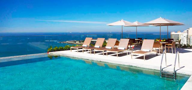 1.Miramar Hotel by Windsor: Um dos melhores hotéis no Rio de Janeiro
