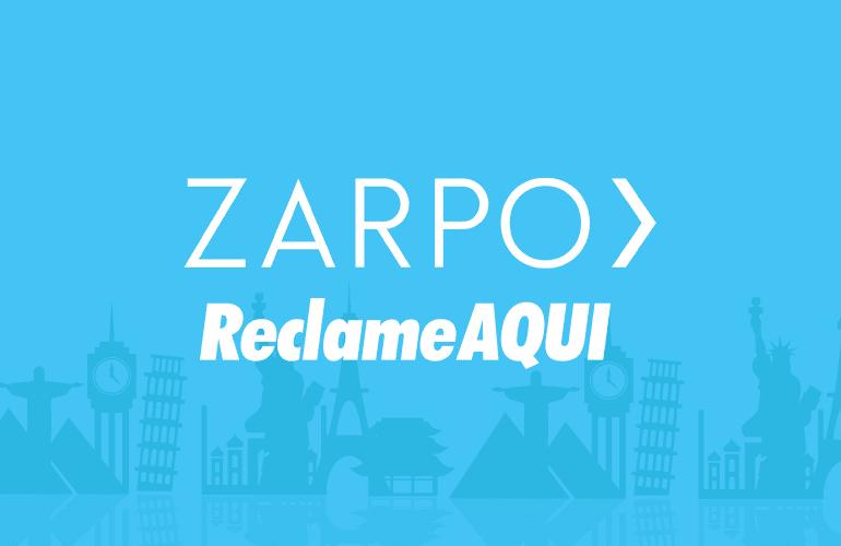 O Zarpo é confiável? Confira a reputação do site no Reclame Aqui