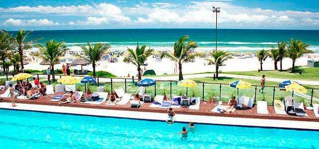 Cost U00e3o Do Santinho Resort  Um Show De All Inclusive Em