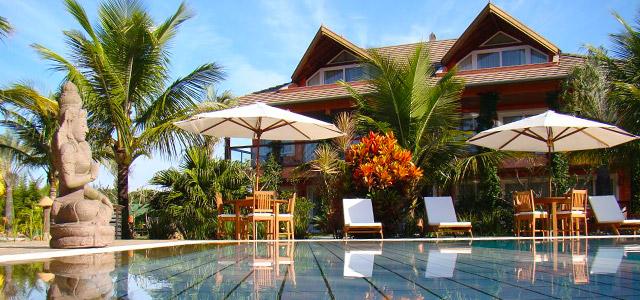 Praia do Estaleiro Guest House: exclusivo e hotel categoria ouro dos Prêmios Zarpo 2013. O mais exclusivo dos hotéis em Balneário Camboriú