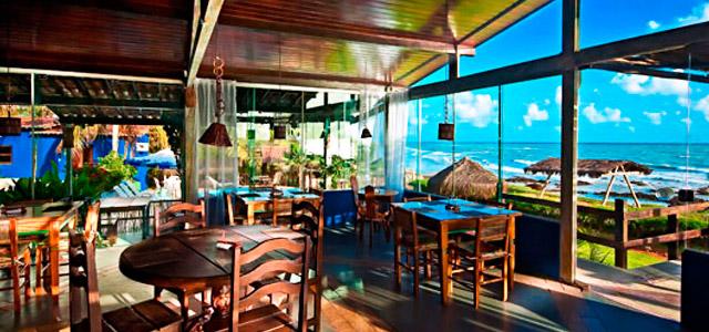 Restaurante Panorâmico: um belo cenário para uma saborosa alimentação