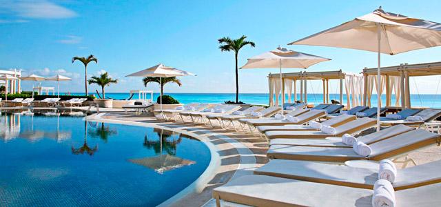 Sandos Cancun: Resort em Cancun, primeiro do nosso Top 3