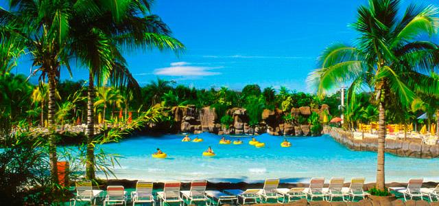 Thermas Park Resort: feriado do dia do trabalhador para curtir muito agito