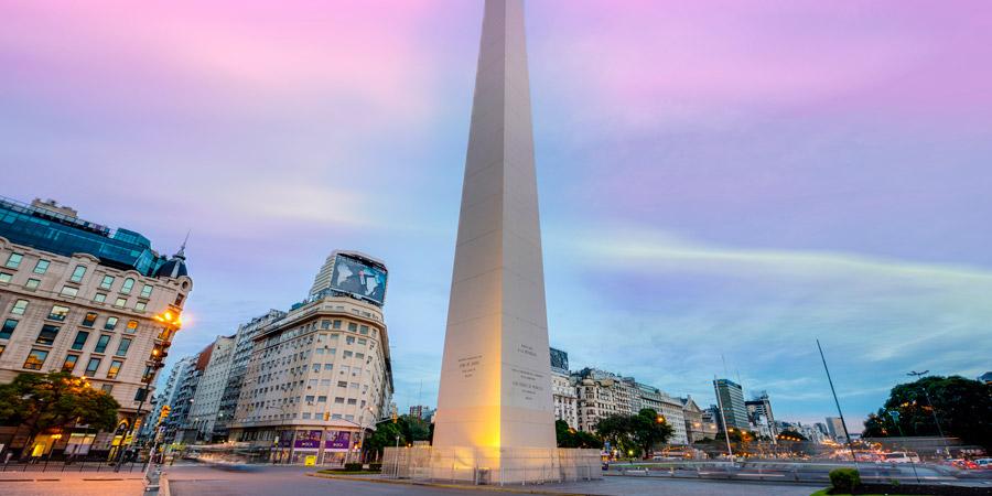 Cidades Da Argentina Bariloche E Buenos Aires Em Uma