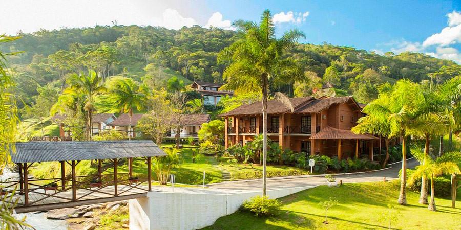 TOP 5 Eco Resort: As estadas mais verdes do Brasil!