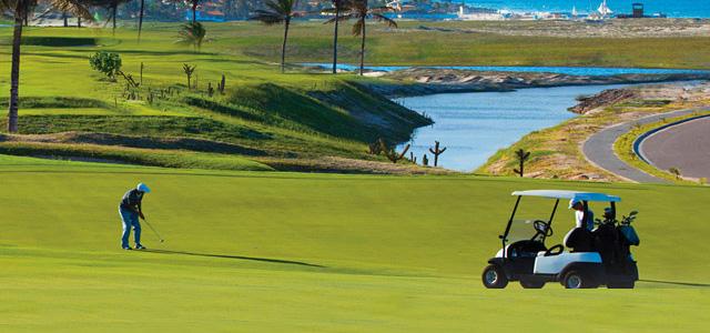 Golfe, surf e recreação infantil são algumas das atividades que você encontrará no Dom Pedro Laguna. Aproveite essa oferta para o feriado de primeiro de maio