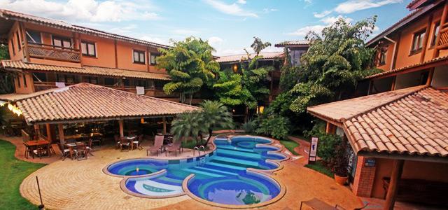 Via dos Corais: o hotel possui espaços cujos nomes têm tudo a ver com o feriado de primeiro de maio. São eles: Vila Zen (para massagens) e Vila do Ócio...bom, você sabe pra quê serve, né?