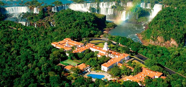 Belmond Hotel das Cataratas: hotel em Foz do Iguaçu com vista para as quedas! É de ficar de queixo caído!