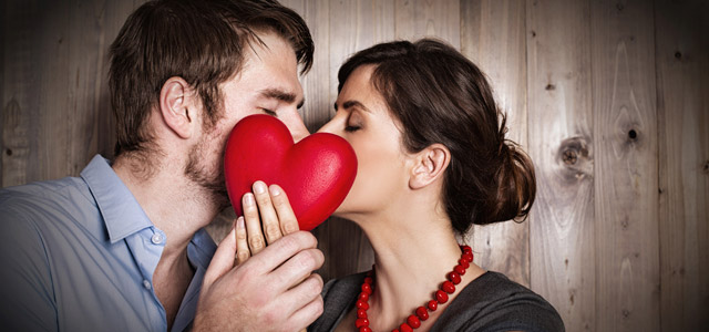 Beijo: o melhor presente para o dia dos namorados