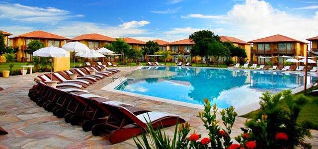 O La Torre Resort abrigará a seleção da Suiça. Veja a lista completa de seleções da Copa 2014 e onde se hospedarão